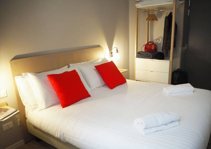 Double room hotel centro florence