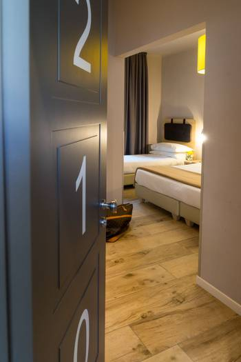 Triple room hotel centro florence